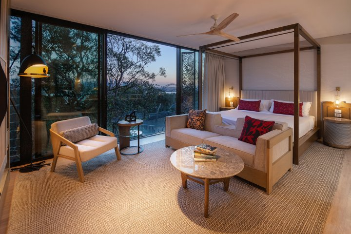 Elegant Suite that Overlook the Wildlife Habitat