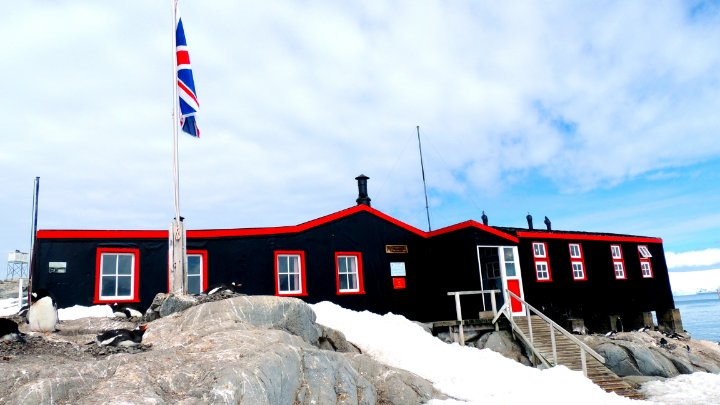 Port Lockroy 外觀 (1)